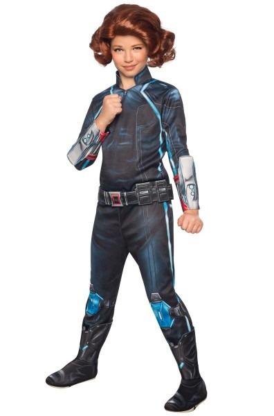 Avengers 2 Deluxe Black Widow Child Costume