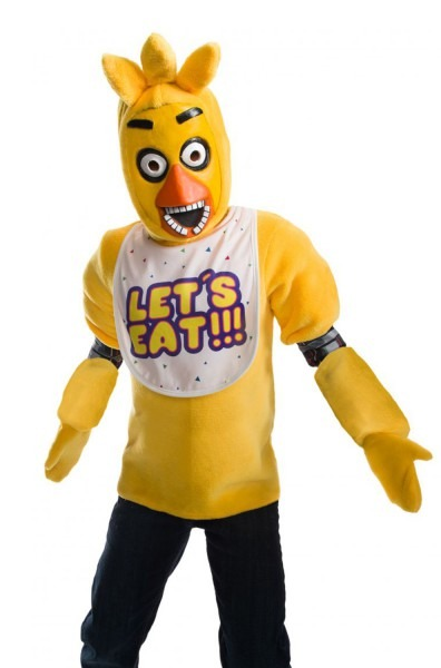 Fnaf Chica Deluxe Child Costume