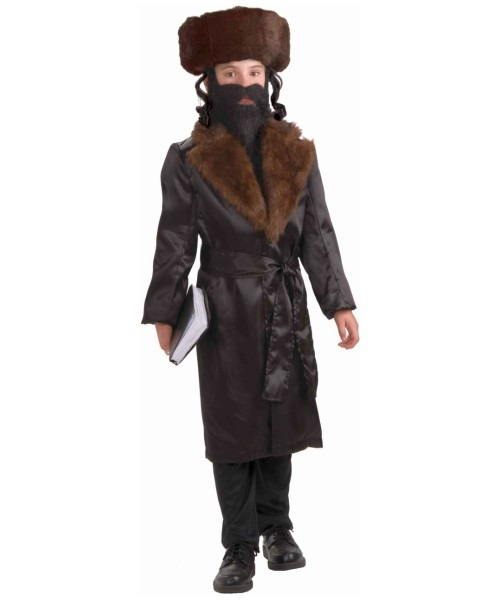 Rabbi Kids Halloween Costume