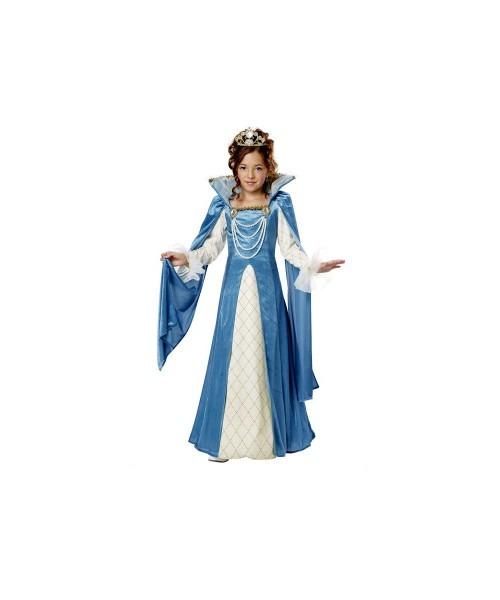 Renaissance Queen Kids Costume