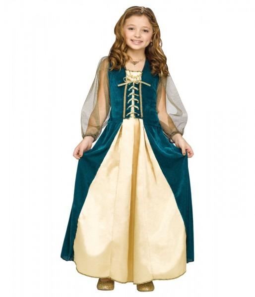 Shakespeare's Juliet Girls Renaissance Costume Gown
