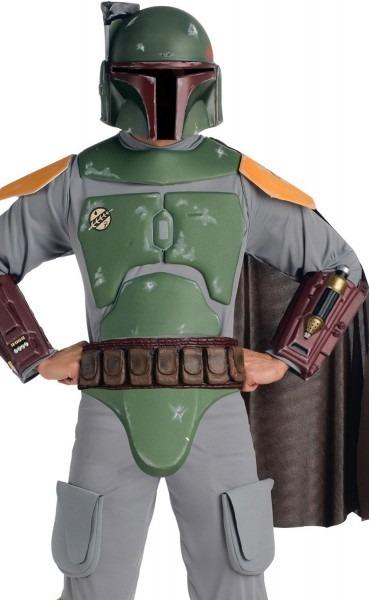Boba Fett Star Wars Costume