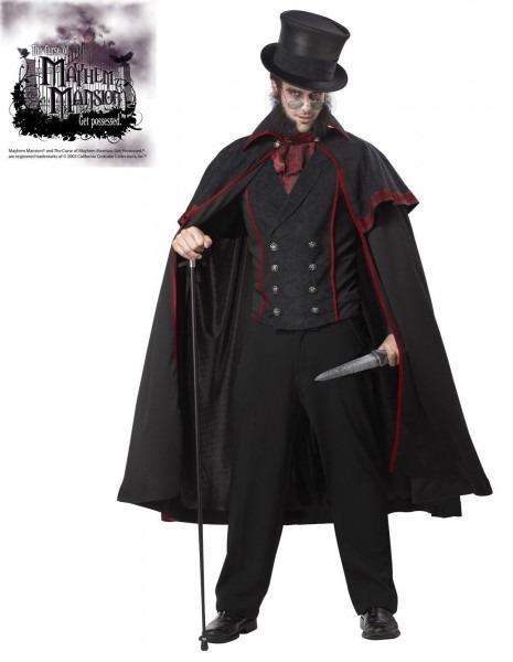 Jack The Ripper London Serial Killer Adult Costume