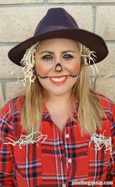 Join The Gossip  Scarecrow Halloween Costume