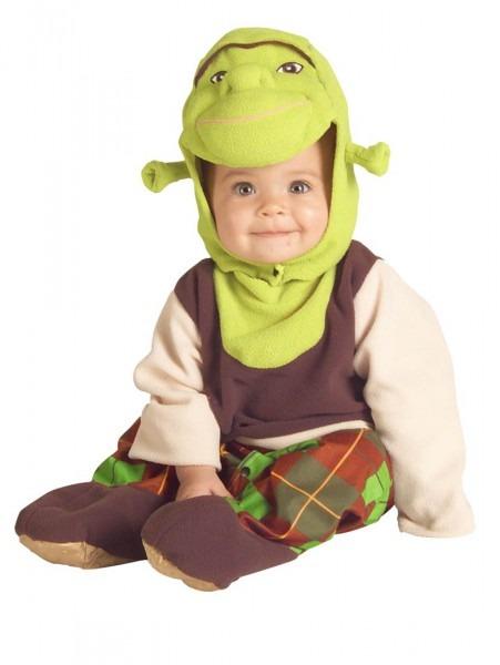 Shrek Costumes (for Men, Women, Kids)