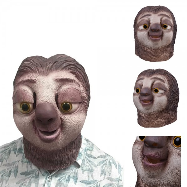 Animal Mask Costume & Animal