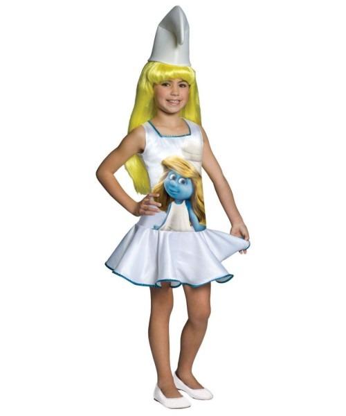 Smurf Costume For Kids &  Smurf Costume Diy Coolest Homemade