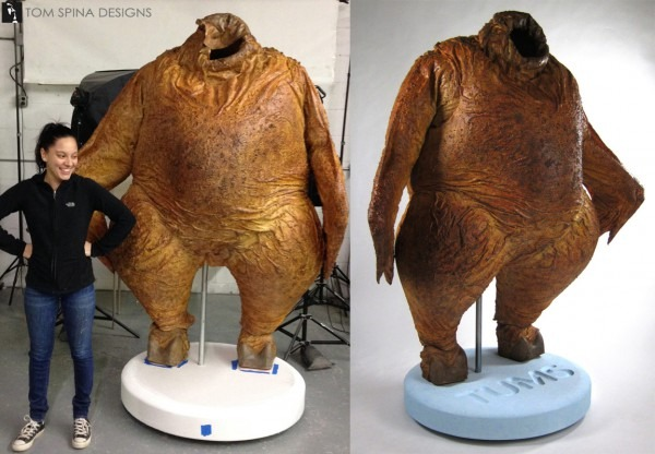 Tums Commercial Costumes Custom Display Mannequins