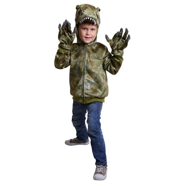 Tyrannosaurus Rex Costume For Girls And Boys