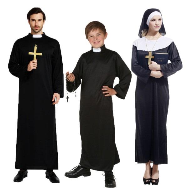 Umorden Easter Purim Halloween Costume Family Matching Christian