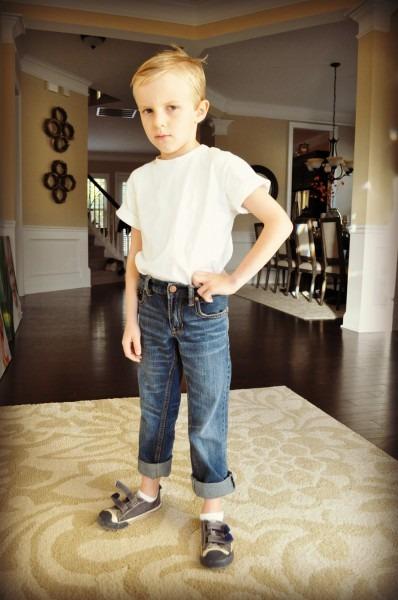 Little Boys 50s Fashion