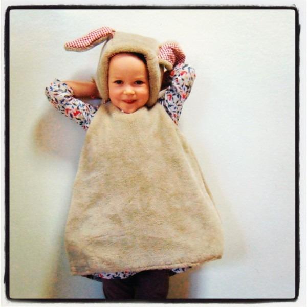 Diy  Bunny Rabbit Costume Babyccino Kids  Daily Tips, Children's