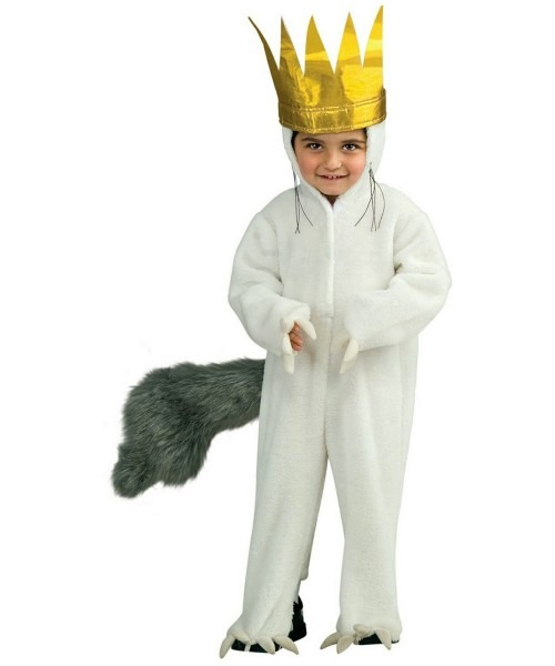 Where The Wild Things Are Max Costume Toddler Kids Costume
