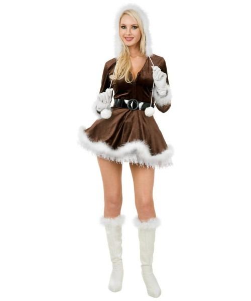 Visit  Sexy Eskimo Halloween Costumelingerie  How To Inform A