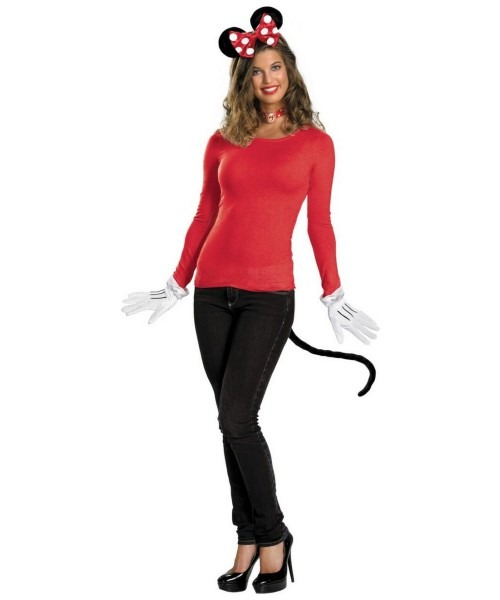 34 Halloween Costumes Minnie Mouse Adults, Diy Minnie Mouse