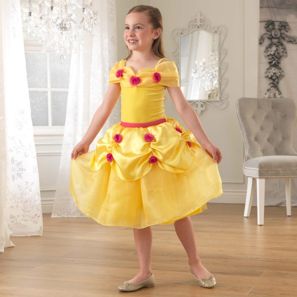 Yellow Rose Princess Costume In X Small 63396 By Kidkraft