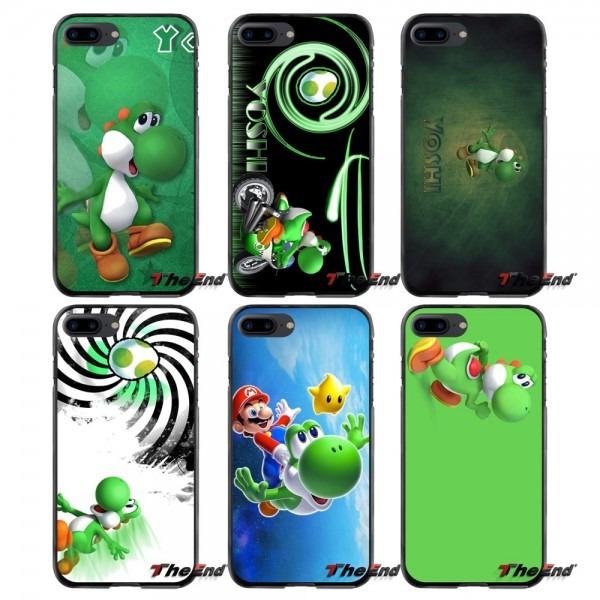 Yoshi Super Mario Bros Accessories Phone Cases Covers For Samsung