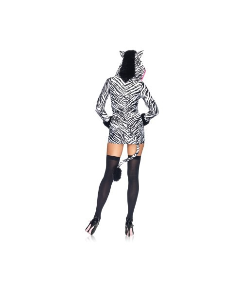 Adult Savanna Zebra Costume