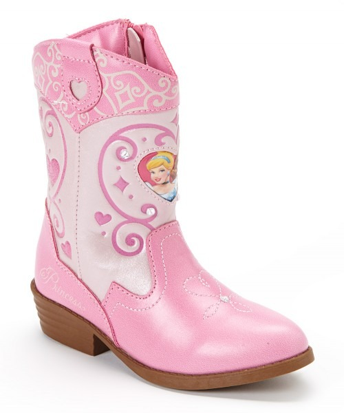 Disney Princess Western Boot