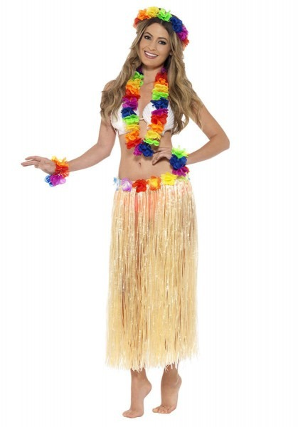 Rainbow Hawaiian Set In 2019