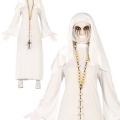 White Mother Superior Halloween Costume