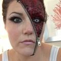 Scary Halloween Lady