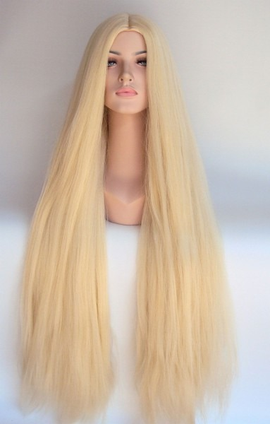 Extra Long Hippie Wig