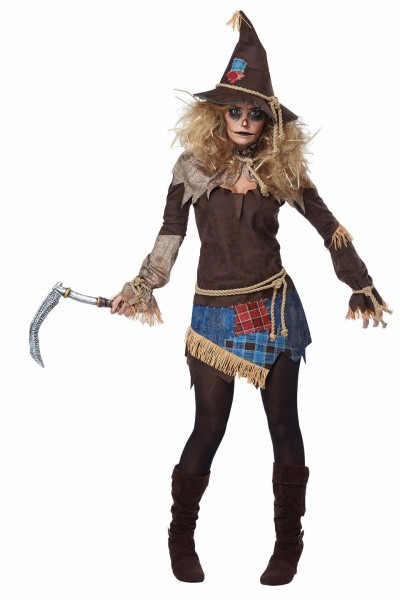 27 Scary Halloween Costume Ideas