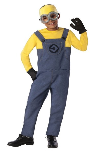 Boys Minion Dave Rubies New Despicable Me Character Fancy Dress