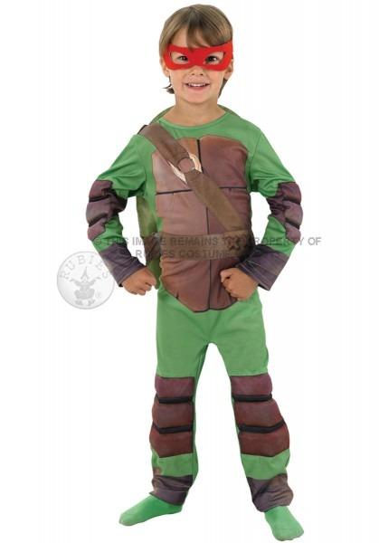 Teenage Mutant Ninja Turtles Costume For Kids