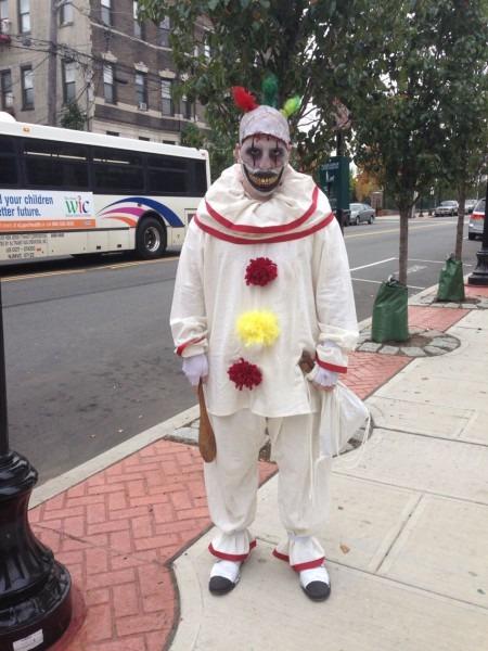 Twisty The Clown Homemade Costume