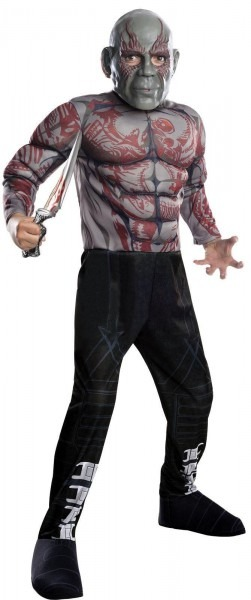 Guardians Of The Galaxy Drax Child Costume