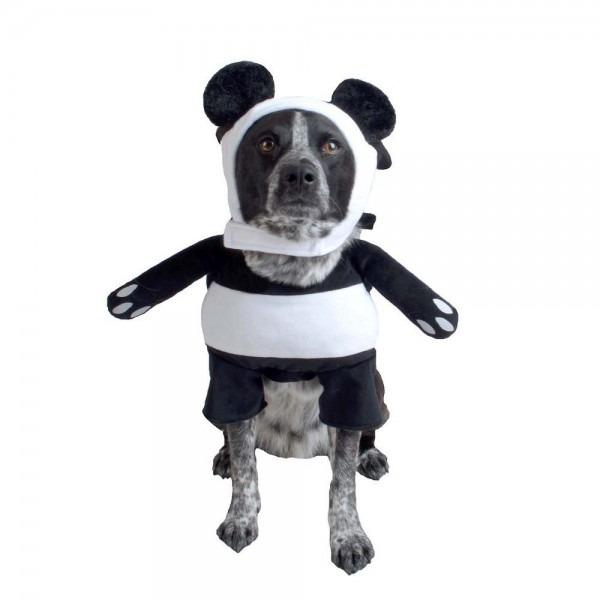 Halloween Panda Dog Costume