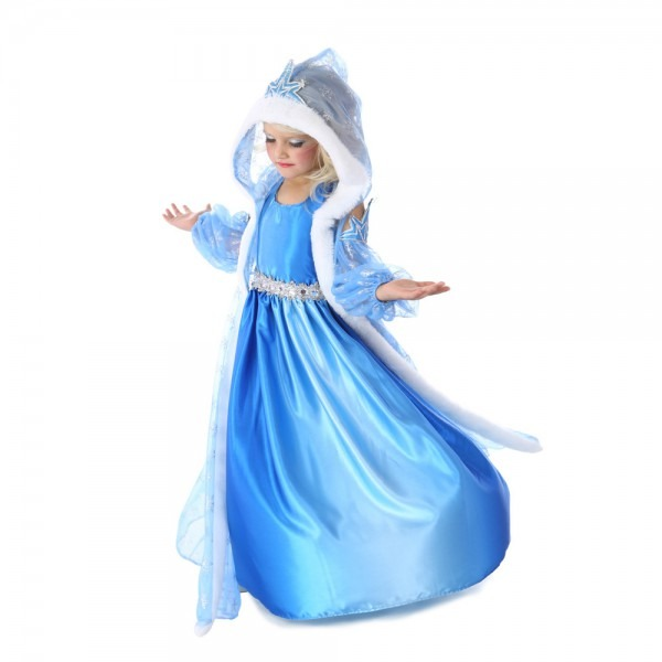 Icelyn Winter Princess – The Halloween Costume Warehouse – Austin