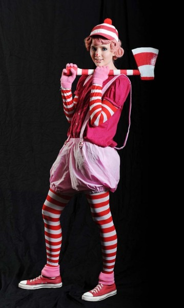 Mr Mint Candyland Costume
