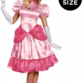 Plus Size Princess Peach