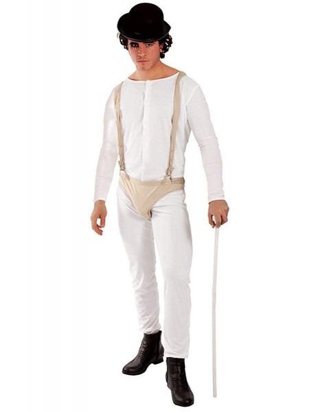 Amazon Com  Delinquent Man Clockwork Orange Adult Costume