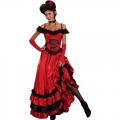 Saloon Girl Outfit