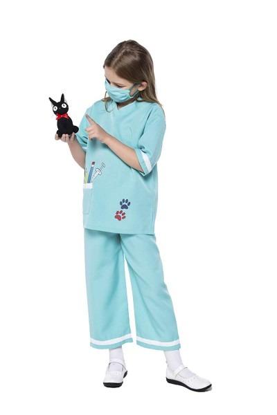 Amazon Com  HÖter Kid's Doctor Veterinary Halloween Cosplay Fancy
