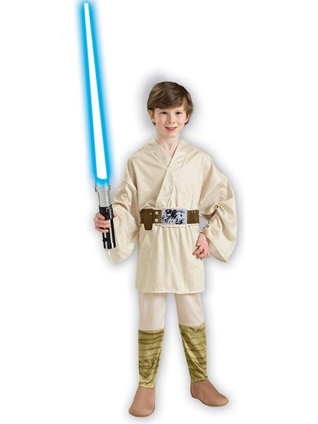 Amazon Com  Rubie's Star Wars Luke Skywalker Child Costume