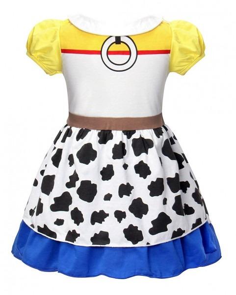 Amazon Com  Amzbarley Girls Jessie Costumes Fancy Party Cowgirl