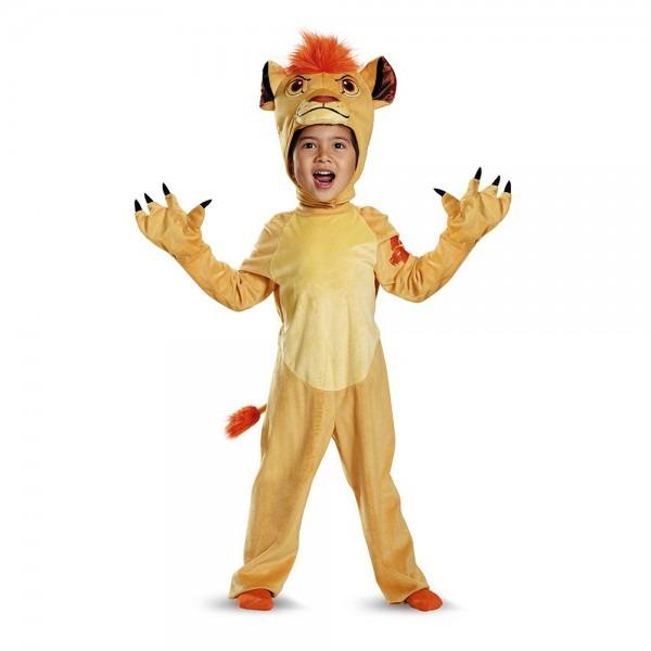 Amazon Com  Kion Deluxe Toddler The Lion Guard Disney Costume