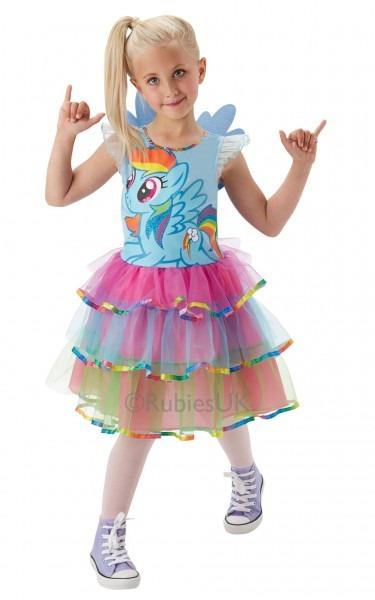 Rainbow Dash Deluxe Costume