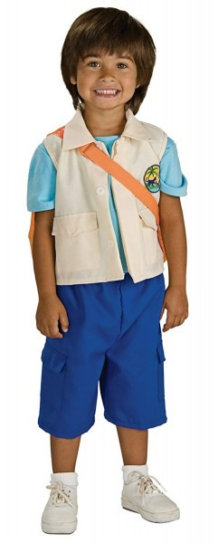 Amazon Com  Deluxe Diego Child Costume