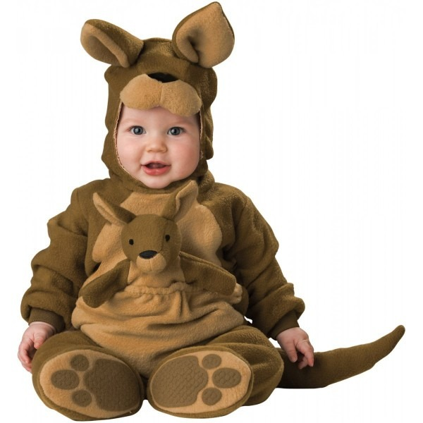 Amazon Com  Rompin' Roo Baby Infant Costume