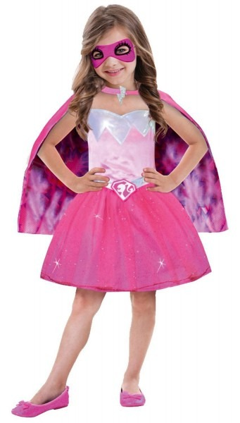 Barbie Super Power Princess Costume (8