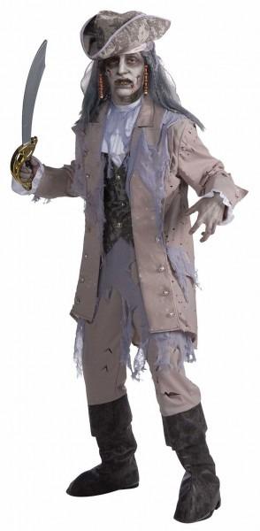 Pirate Zombie Costume