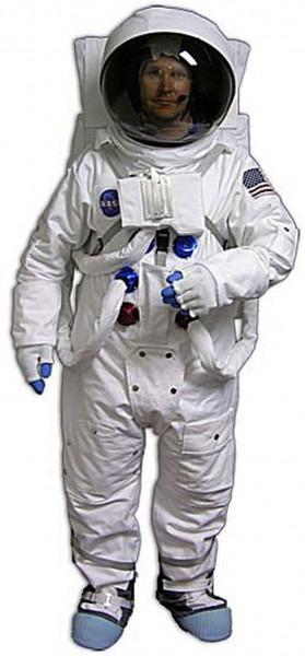 Dress Like An Astronaut!