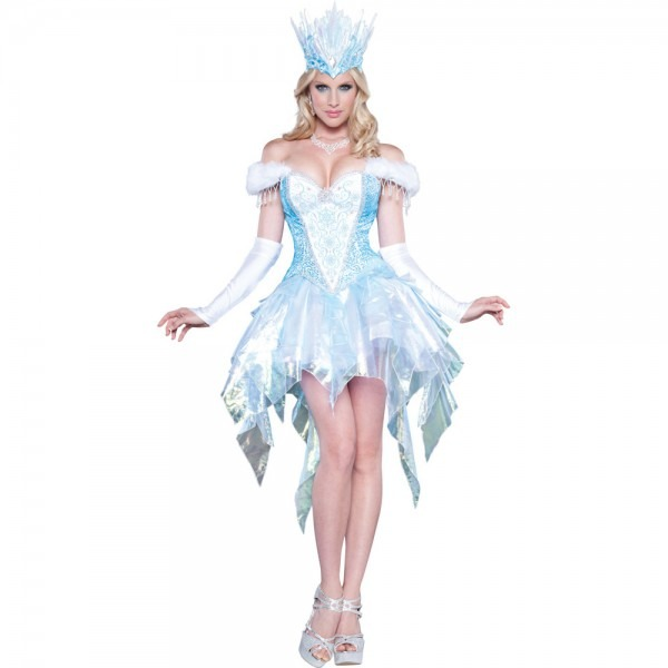Ice Princess – The Halloween Costume Warehouse – Austin