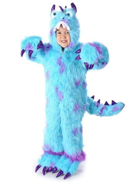 Amazon Com  Boys Sullivan The Monster Costume (x